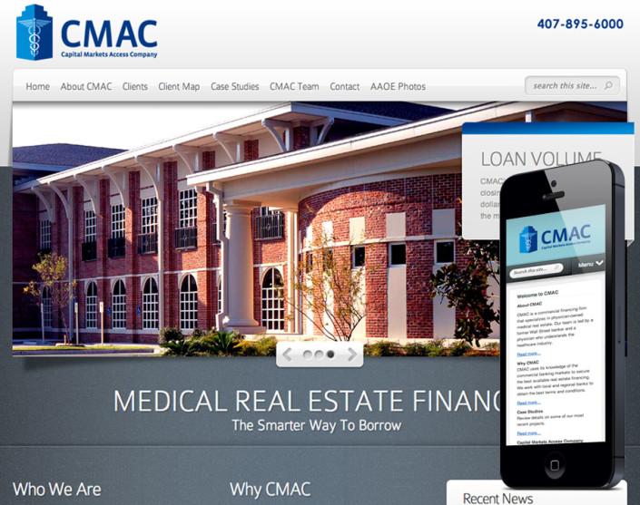 Wordpress Financial Website