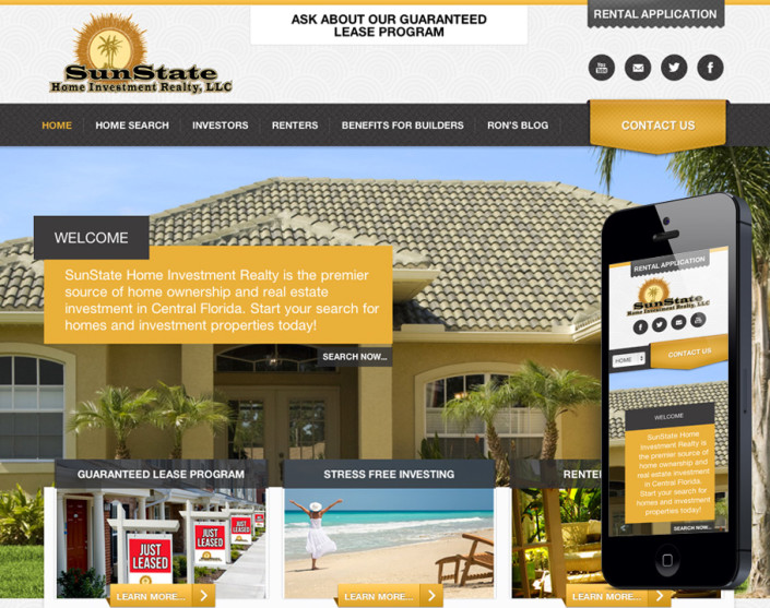 Realtor / Broker IDX Wordpress Website